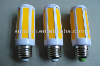 DHL Free Shipping Wholesale Price LED COB Corn Lighting E27 CE&ROHS 7W 220V warm white/cold white/natural white