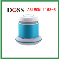 DOSS  brand  DS-1168S Multi-color alloy Bluetooth speaker Metal Speaker & Portable MINI speaker  for Mobile/Phone/Tablet PC