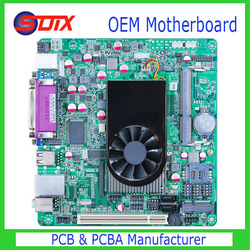 OEM Mini Motherboard ATOM D525 1.80G 1 * 204pin DDR3 for Industrial Tablet PC(China (Mainland))