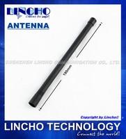 10 pcs sales walkie talkie, two-way radio vhf vertex antenna, long vx150 sma male antenna