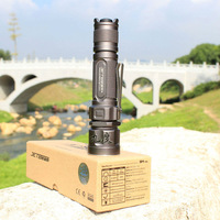 JETBeam 3M xml Flashlight Cree XM-L LED Max 450 Laemens flashlight Military Flashlight Power by 1*18650 Li-ion Battery