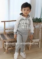 Spring/autumn Baby Clothing Set Child apparel kids Wear infant Garment 2pcs sport clothing Kids Suit  Manufacturers selling