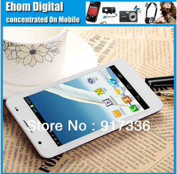Big Screen 4.7 Inch Free Shipping  Dual Sim MTK 6577T 1.2G Dual Core RAM 1.0G NO.1 S4 GSM  Android Smart Mobile Cell Phone
