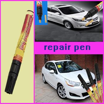 2pcs Non Toxic Car Clear Coat Applicator Fix It Pro Clear Car Scratch Repair Remover Pen