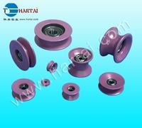 Textile ceramic wire guide pulley(ceramic roller)