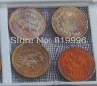 U.S. Coins Indian Head SmallCents 1877  ONE CENT Coins