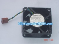 Foxconn 6025 PV602512ESPF 12V 0.35A 4Wire For HP 444306-001 DC7800 DC7900 USDT Case Fan,Cooling Fan