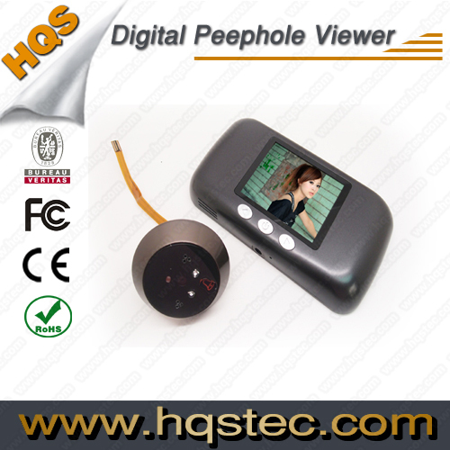 3.0 inch LCD screen electric door bell(China (Mainland))