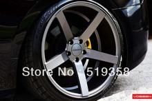 Modified car rim , 17 18 inch wheel vossen cv3 a4 l 320 earthsound es350 resolute vehicle(China (Mainland))