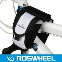 Wholesale 10pcs/lot Bicycle Multi Function Bike Beam Tube Bag Bike Mobile Phone backpack roswheel bag bicycle accessories 1.8L