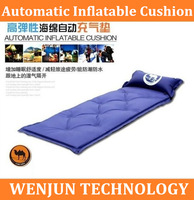 Free shipping Automatic inflatable cushion outdoor camping tents lunch sleeping mats  moistureproof mattress