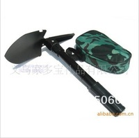 Convenient to carry,small size sappers shovel,Outdoor camping tool, folding multifunctional shovel,free shipping