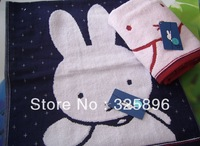 4pcs/lot 100% cotton Face towel,wedding gift towel lovers towel hand towel wash househould textile