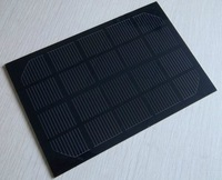 Free shipping Cell phones, cameras, MP4, GPS 3W 5V 600mA solar panel charging panels