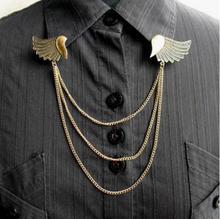 popular chain brooch