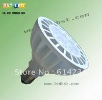 40X Hot sell Dimmable 17w 1450lm Par38 led spotlight Epistar chip  CE Rohs&UL LED Lights 277V/240V/110V