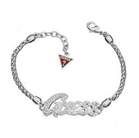 Free Shipping~~2014  Fashion Gold Silver Jewelry Accessories Chain Bracelet Brand Jewelry For Women B1 163