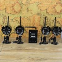 Digital wireless camera: video +audio+ playback + Motion Detection = set of problem-solving
