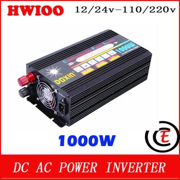 1000W  24v to 110v  Power Inverter+Charger UPS Voltage regulator for car/solar