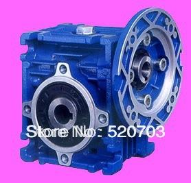 Worm Gearbox SMRV40 for Nema Stepper Motor and Servomotor(China (Mainland))