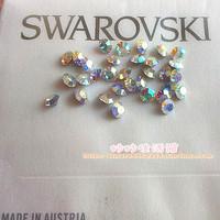 Nail art CLEAR RHINESTONES NAIL ART diamante crystal GEMS DIAMOND Nail Art Decoration Artificial Diamond 2mm 3mm 4mm 50pcs /pack