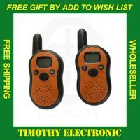Hot! Free Shipping Retail Wireless 2-Way Radio Intercom interphone Kit,Walkie Talkie  50pair/LOT