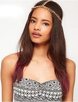 2014 Promotion Fashion Temperament Alloy Hair Jewelry Headwear Hairpin Headband Accessories for Women Spx2415