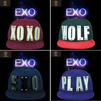 Free Shipping 2014 Men Baseball Caps Snapback Hats/Better the Caps Fashion Hip Hop fluorescent green Five-pointed star Hat