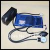 2015 Hot home Table Hemomanometer Mechanical  Sphygmomanometer Stethoscope  For Health Care