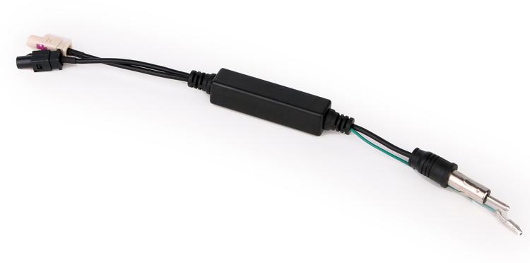 Interieur uitrusting radio ontvangst en antenne versterkers for Antenne autoradio interieur