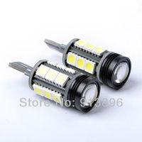 car T15 15 smd led reverse light 12volts Car LED lamp White w16w auto Light 1pair/lot