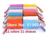 HOT Sale!Women's wave bag fashion vintage clutch bag  cross-body handbag  candy color  shoulder bag free shipping