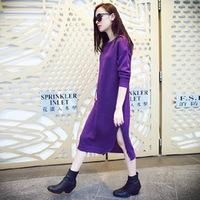 2015 spring Autumn women's  sweet princess Long Sleeve one-piece dress belt Clothing Free Shipping