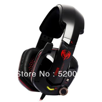 Free Shipping Somic g909  G909 headset computer game earphones headset 7.1 surround audio encoding headset microphone headphone