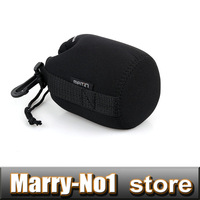 NEW Matin Neoprene Soft Protector Camera Lens Pouch bag case backpact Size M