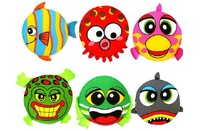 Flying Disk Soft Cloth Frisbee Sponge Beach Toys Child Safety Paddle Cartoon outdoor fun & sports