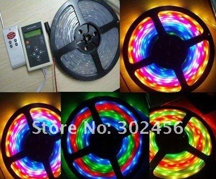 fedex free shipping 50m led magic strips 6803IC/Led digital strips 2year warranty(China (Mainland))