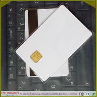 FM4428 Chip & Magnetic Strip Blank Card