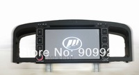 Free shipping+Special CAR DVD  for Lifan620 with GPS,Bluetooth, Ipod ,ATV,BT,3G.WIFIfull function, Hot selling model+map gift!!