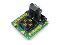 QFP64 LQFP64 STM32F10xR STM32L1xxR STM32F2xxR STM32F4xxR Yamaichi IC Test Socket Programming Adapter 0.5mm Pitch = STM32-QFP64