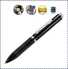 Free shipping P8000 8GB Memory Voice Activated Hidden Camera pen dvr Recorder 1280x 960,pen dvr,pen video camera
