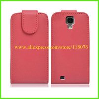 1000PCS/LOT,For Samsung Galaxy S4 PU Leather Flip Case Cover,for Samsung Galaxy S4 Leather Case,DHL Free Shipping