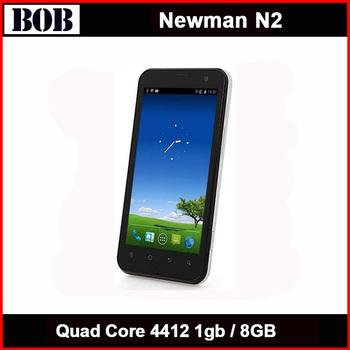 "In stock ! Newman N2 Quad Core Smart Phone Exynos 4412 1.4GHz CPU, 8GB ROM/1GB RAM, 4.7"" HD 1280x720P IPS Screen, 13MP Camera"