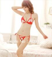 Women's sexy underwear transparent soft strap adult pokemon costume for woman Flower Printed Sleepwear