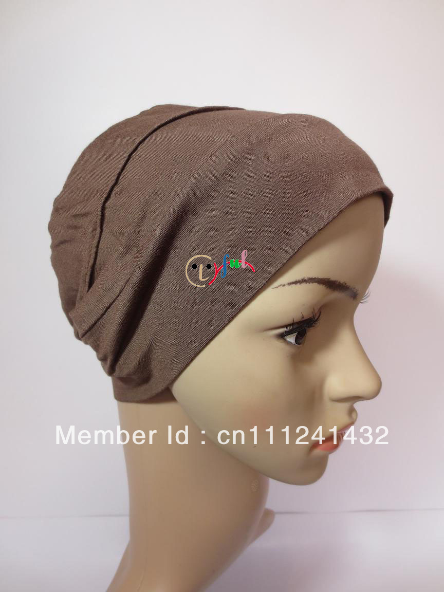 HOT sale Sweet Gift Warm Knitted Beanie skull hats lady breast Cancer Women patients bamboo Soft Turban OEM hijab Spring caps(China (Mainland))