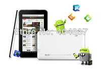 "Gifts! Free shipping china post 7"" inch Cube U25GT tablet pc Android 4.1 HDMI WiFi 512MB/8GB Multi-touch Capacitive 1024*600"