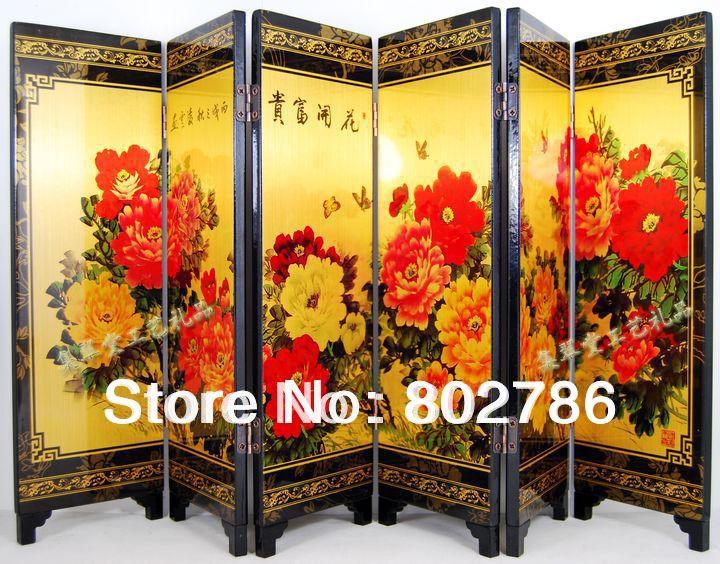 Online kopen wholesale kamerscherm scheidingswand uit china kamerscherm scheidingswand - Japanse verwijderbare scheidingswand ...