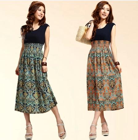 Brilliant New 2014 Korean Style Slim Fashion Jean Tank Dresses Denim Women Dress
