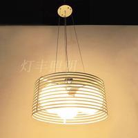 Brief modern restaurant lamp pendant light pendant lamp real child bedroom lights table lamp