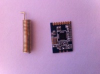 Freeshipping CC1101 small wireless module 433M if you need the 868 915M pls contact me )